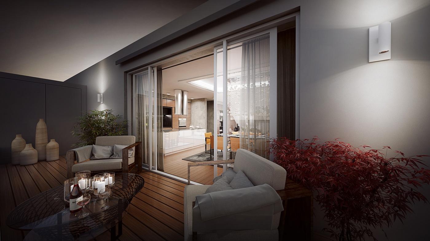 Půdní byt 5+kk, plocha 194 m², ulice Slezská, Praha 2 - Vinohrady | 2