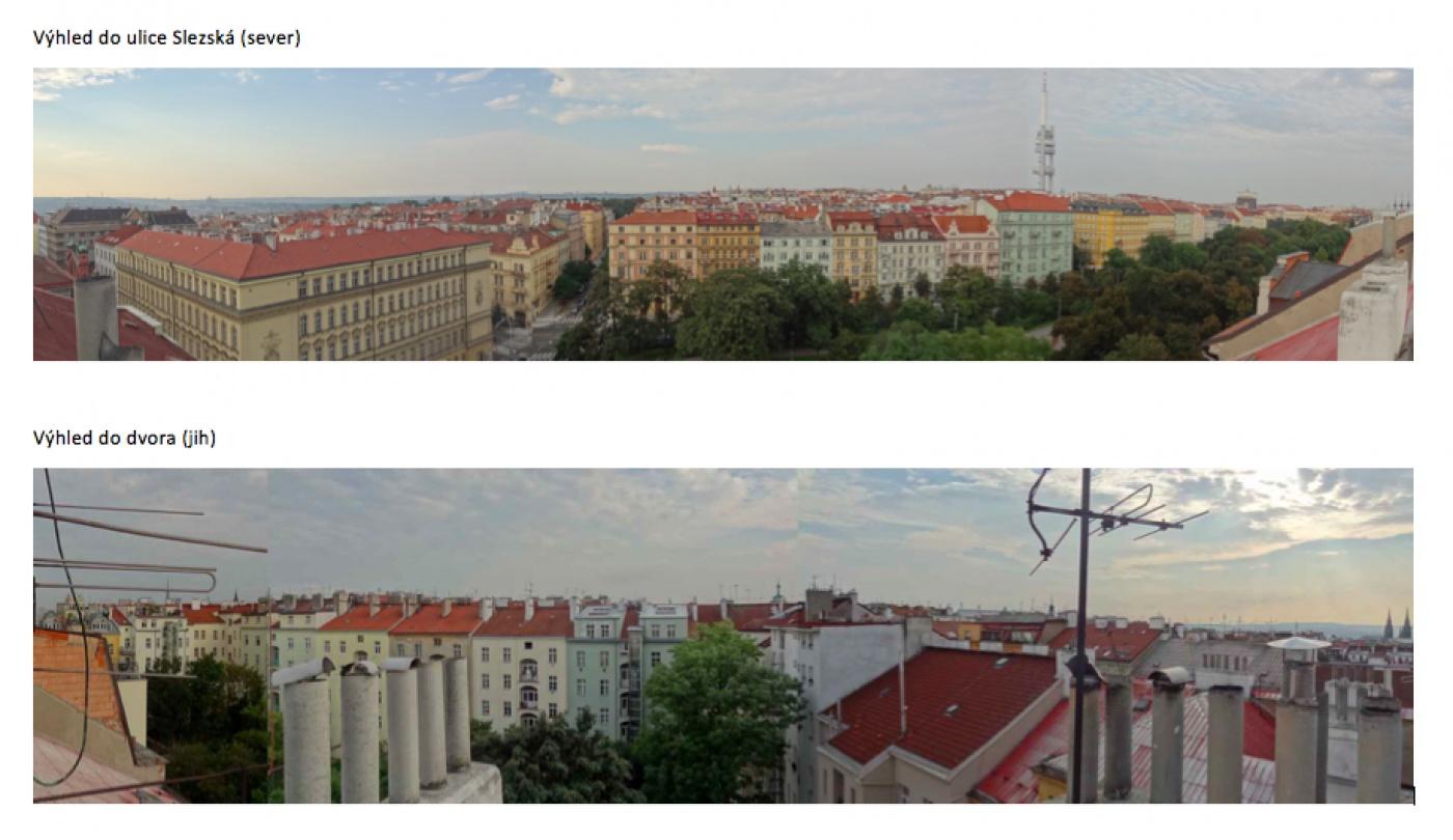 Developerský projekt Slezská, ulice Slezská, Praha 2 - Vinohrady | 5
