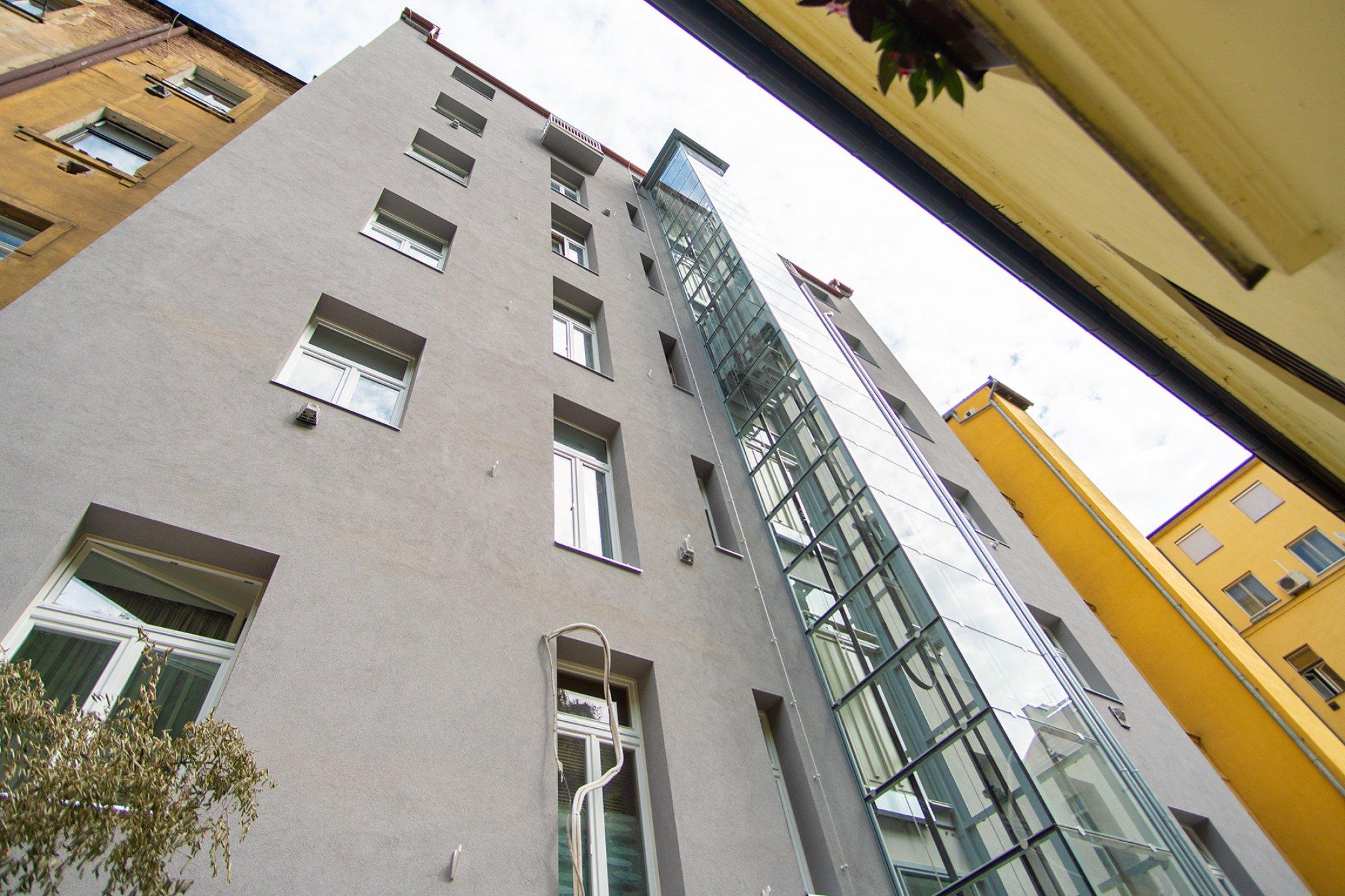 Developerský projekt Perner Lofts, ulice Pernerova, Praha 8 - Karlín | 20