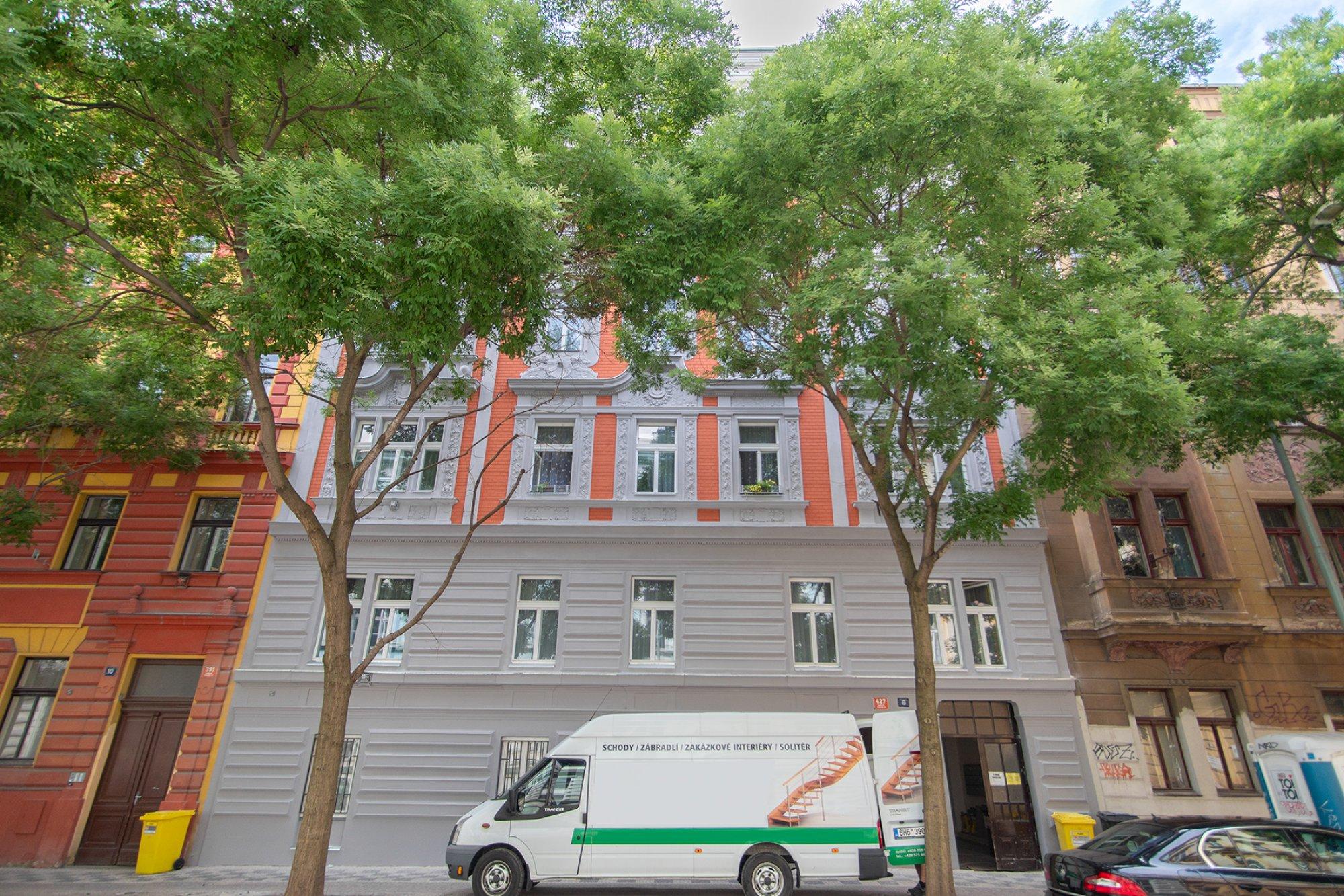 Developerský projekt Perner Lofts, ulice Pernerova, Praha 8 - Karlín | 19