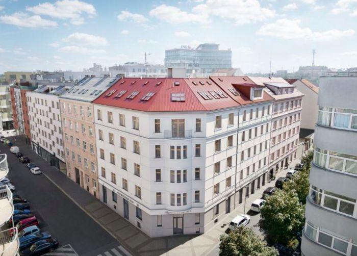 Developerský projekt Lihovarská, ulice Lihovarská, Praha 9 - Libeň | 1