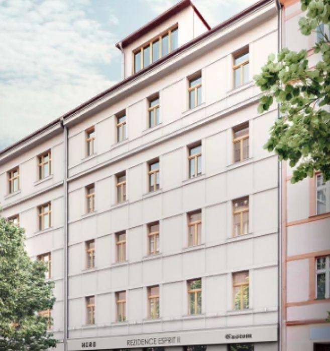 Developerský projekt Lihovarská II, ulice Lihovarská, Praha 9 - Libeň | 2