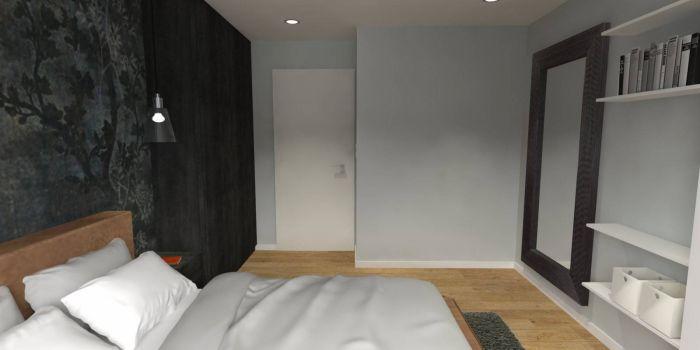 Půdní byt 2+kk, plocha 73 m², ulice Svatoslavova, Praha 4 - Nusle | 6