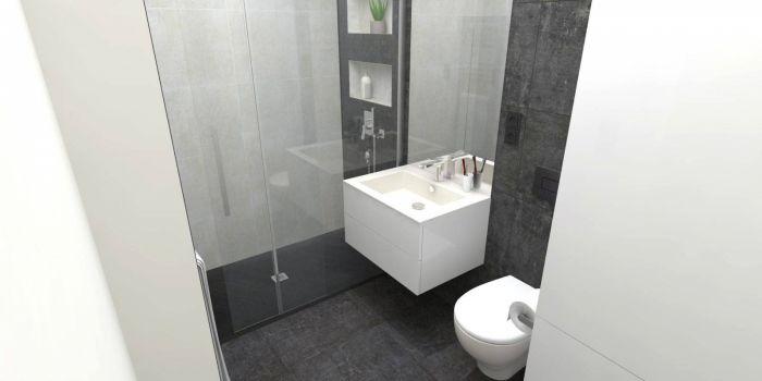 Půdní byt 1+kk, plocha 46 m², ulice Svatoslavova, Praha 4 - Nusle | 4