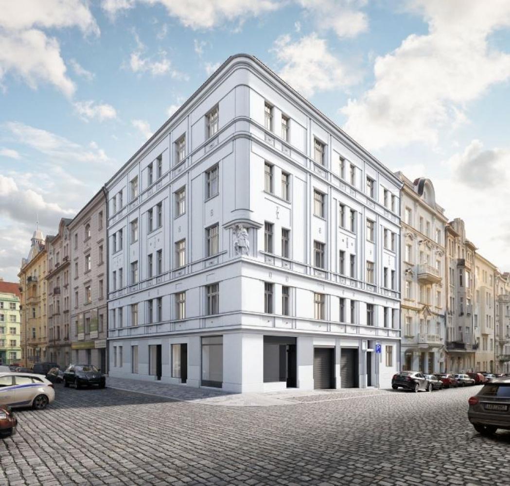 Developerský projekt Na Spojce, ulice Na Spojce, Praha 10 - Vršovice | 1