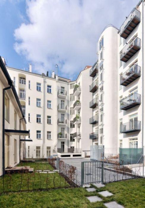 Developerský projekt Na Spojce, ulice Na Spojce, Praha 10 - Vršovice | 3