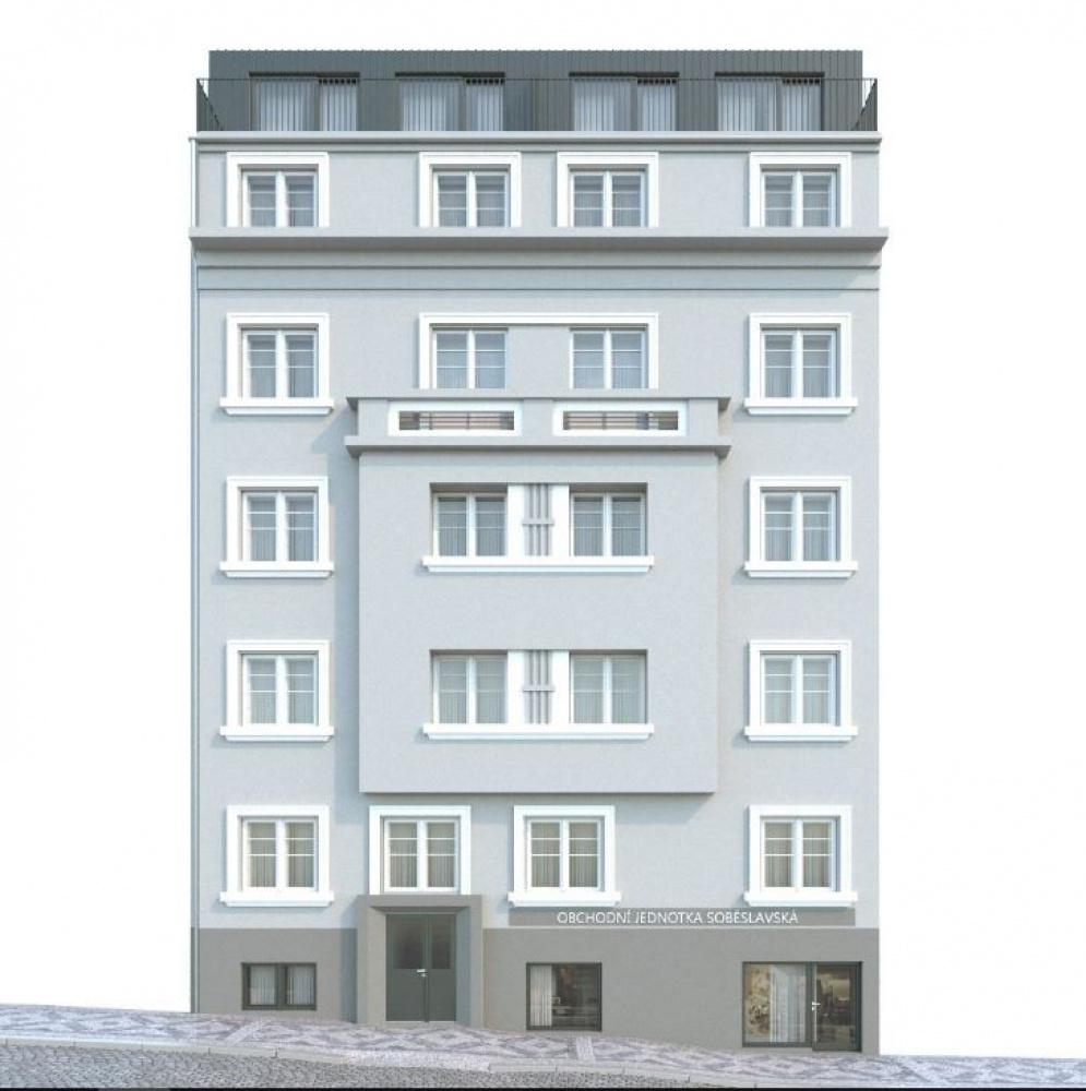 Developerský projekt Soběslavská, ulice Soběslavská, Praha 3 - Vinohrady | 19