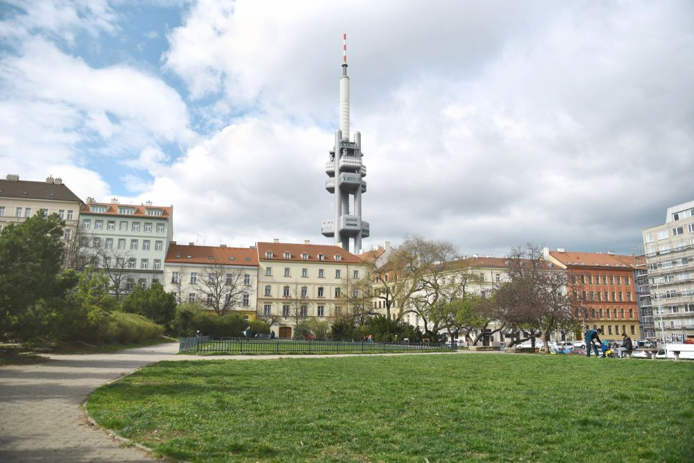Půdní byt 2+kk, plocha 63 m², ulice Bořivojova, Praha 3 - Žižkov | 7