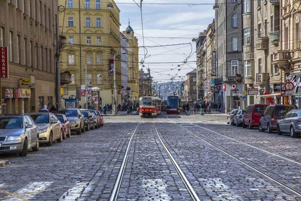 Okolí projektu - developerský projekt Maison Lofts, ulice Tyršova, Praha 2 - Nové Město | 7