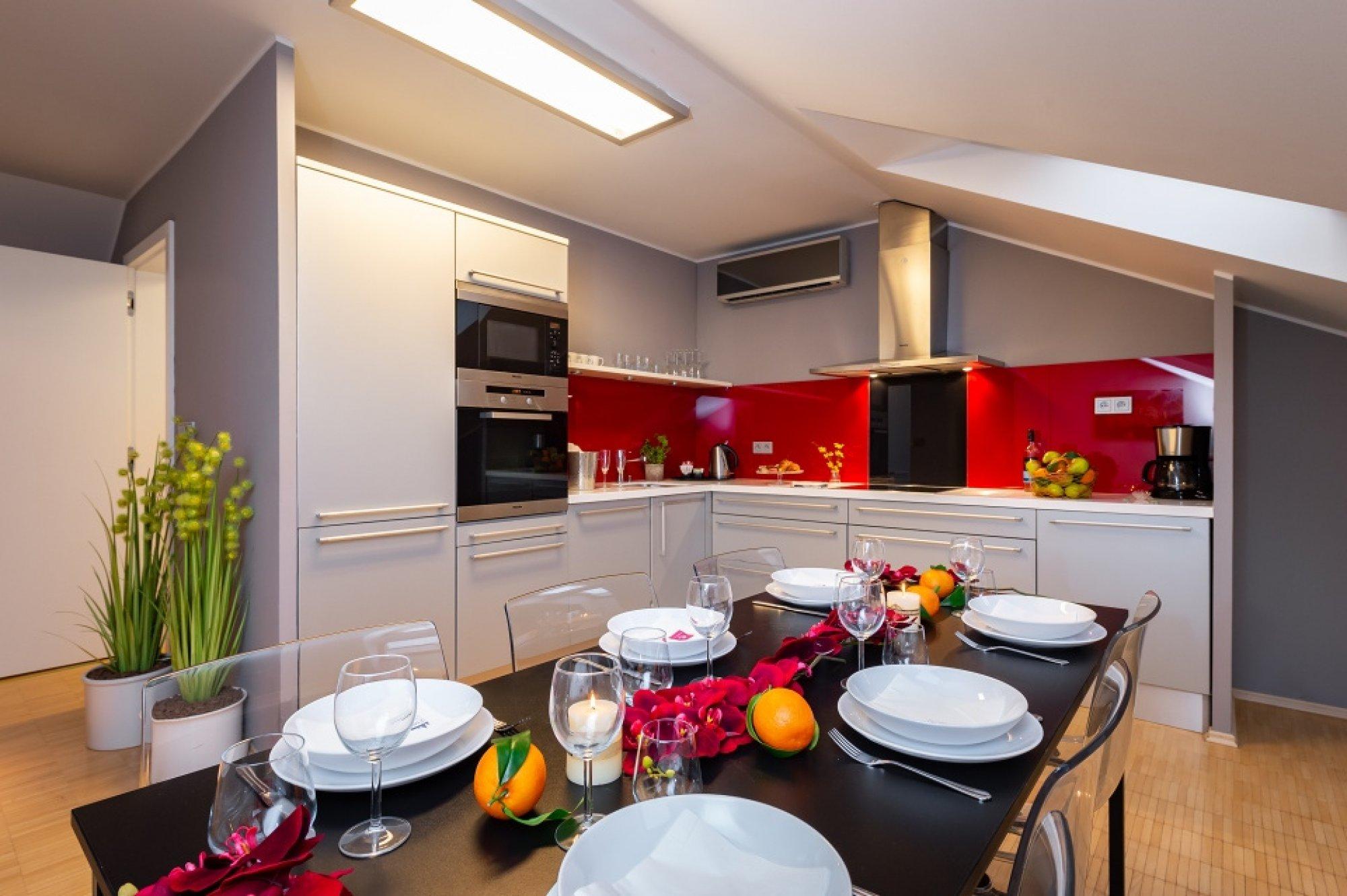 Půdní byt 3+kk, plocha 112 m², ulice Mikulandská, Praha 1 - Nové Město | 3