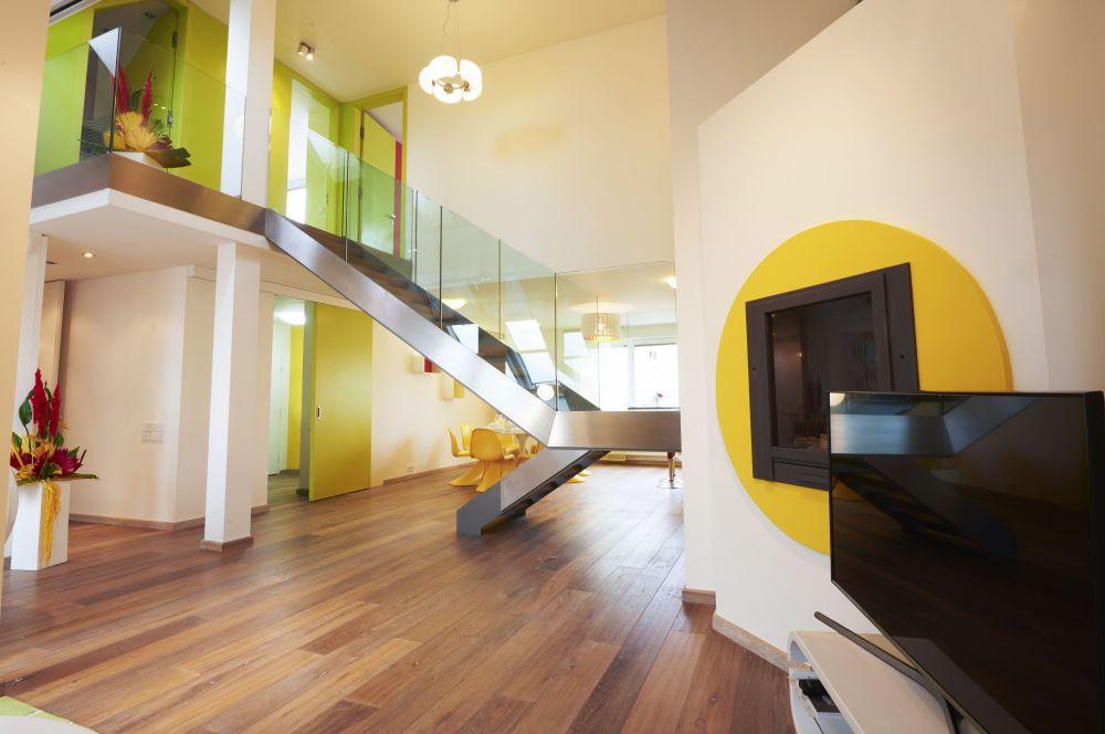 Půdní byt 3+kk, plocha 178 m², ulice Navrátilova, Praha 1 - Nové Město | 1