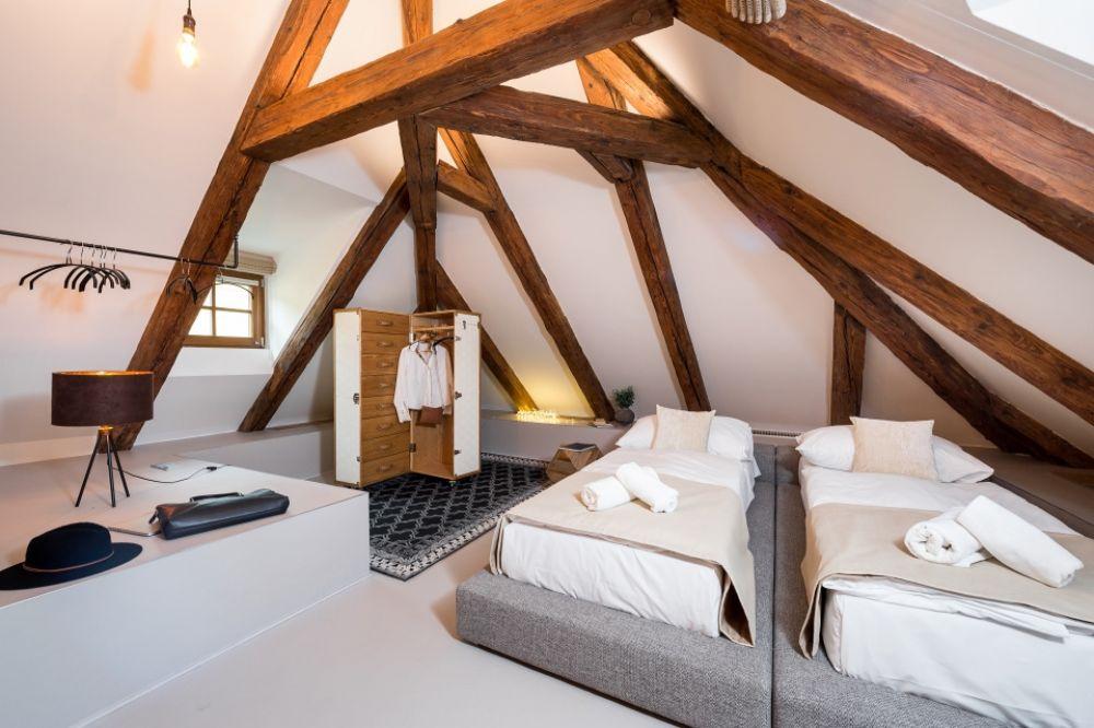 Půdní byt 4+kk, plocha 199 m², ulice V Jirchářích, Praha 1 - Nové Město | 10