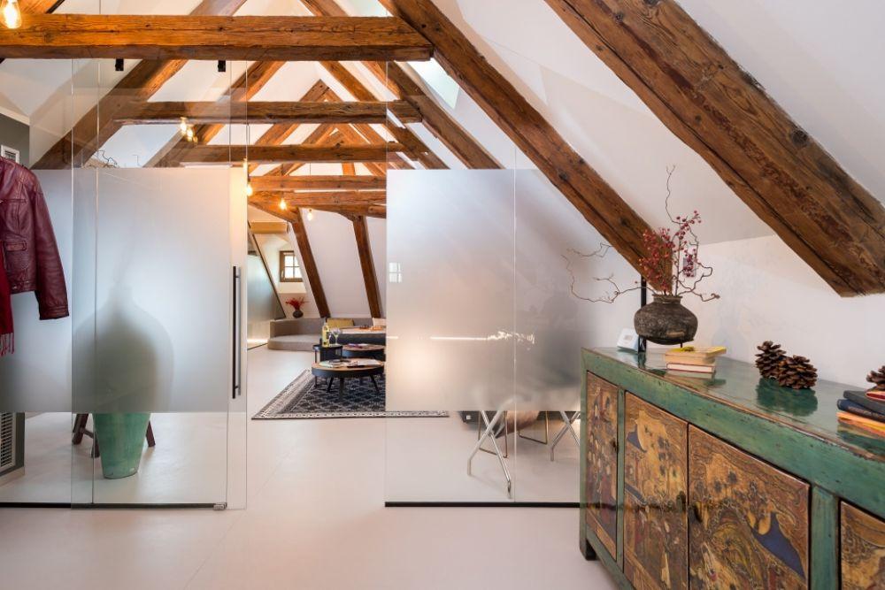 Půdní byt 4+kk, plocha 199 m², ulice V Jirchářích, Praha 1 - Nové Město | 18