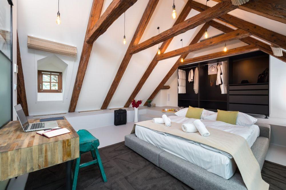 Půdní byt 4+kk, plocha 199 m², ulice V Jirchářích, Praha 1 - Nové Město | 20
