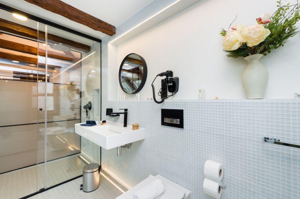 Půdní byt 4+kk, plocha 199 m², ulice V Jirchářích, Praha 1 - Nové Město | 21