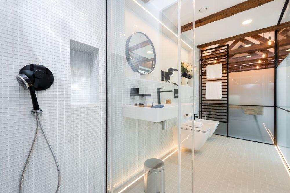 Půdní byt 4+kk, plocha 199 m², ulice V Jirchářích, Praha 1 - Nové Město | 22