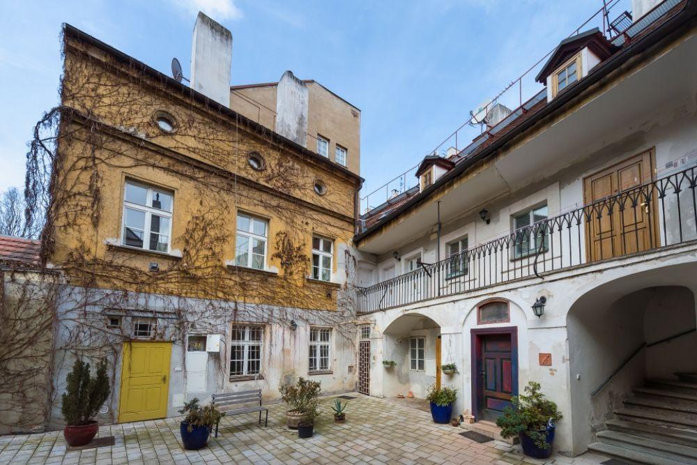 Půdní byt 4+kk, plocha 199 m², ulice V Jirchářích, Praha 1 - Nové Město | 24
