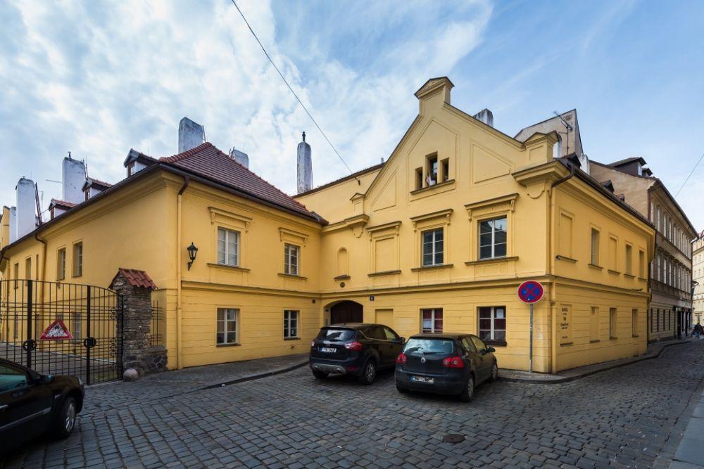 Půdní byt 4+kk, plocha 199 m², ulice V Jirchářích, Praha 1 - Nové Město | 25