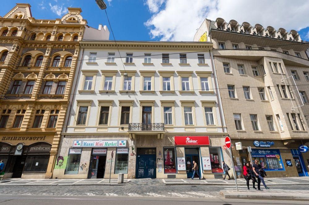 Půdní byt 5+kk, plocha 261 m², ulice Jindřišská, Praha 1 - Nové Město | 31