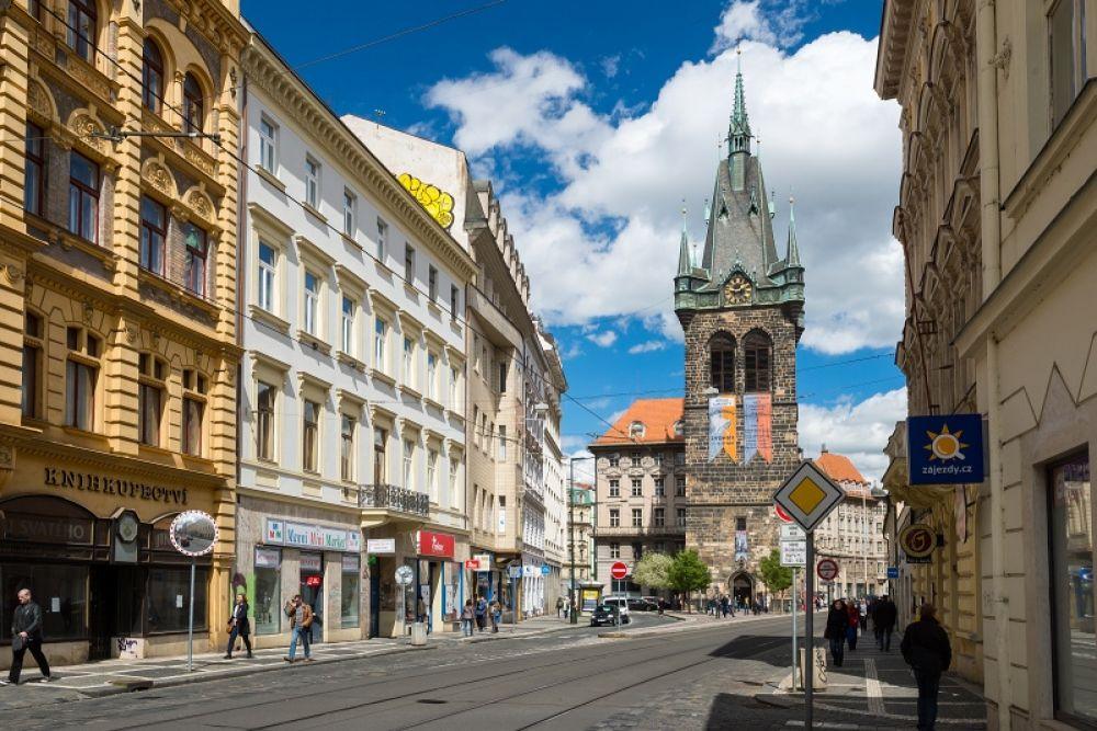 Půdní byt 5+kk, plocha 261 m², ulice Jindřišská, Praha 1 - Nové Město | 30