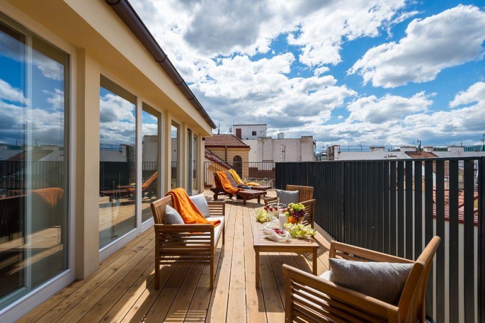 Půdní byt 5+kk, plocha 261 m², ulice Jindřišská, Praha 1 - Nové Město | 8