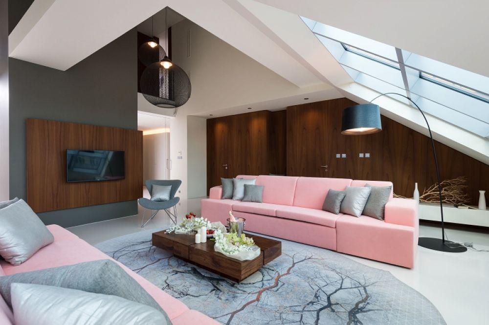 Půdní byt 5+kk, plocha 261 m², ulice Jindřišská, Praha 1 - Nové Město | 4