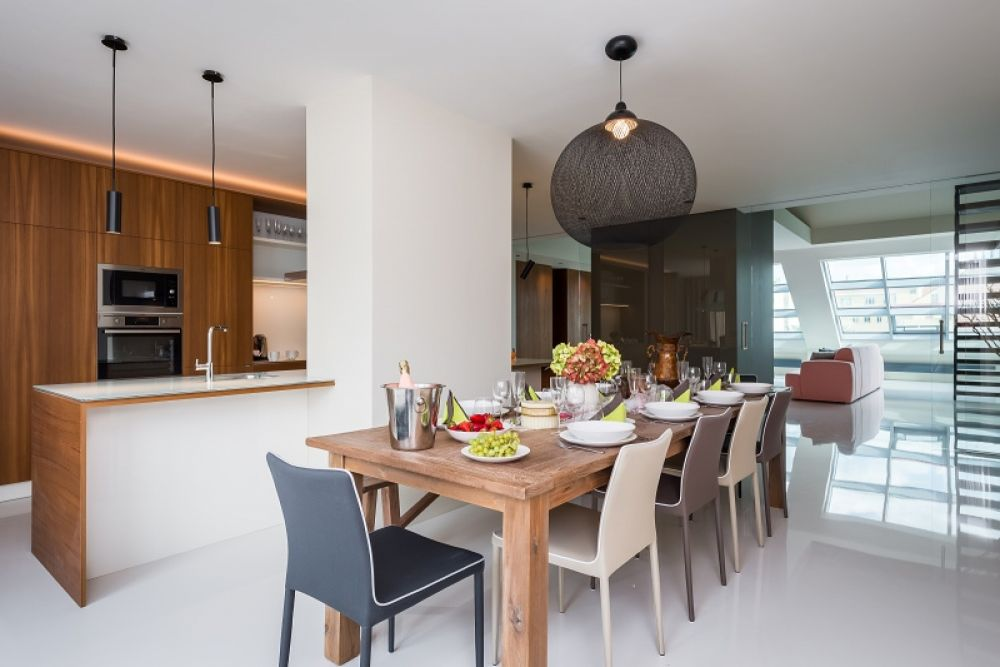 Půdní byt 5+kk, plocha 261 m², ulice Jindřišská, Praha 1 - Nové Město | 17