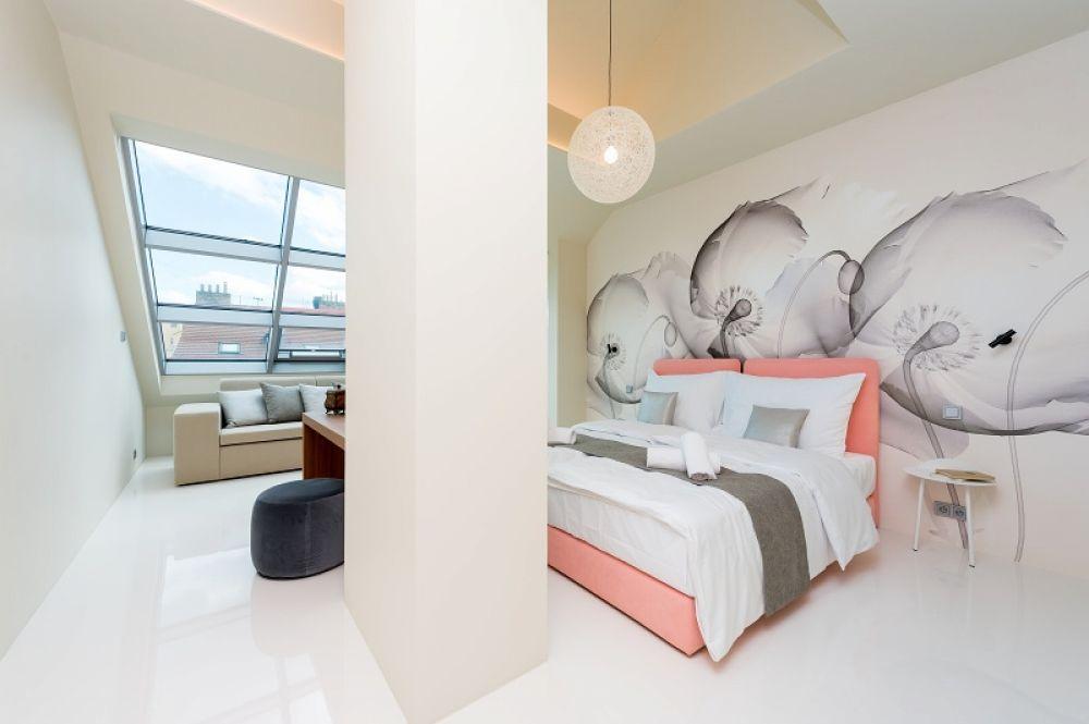Půdní byt 5+kk, plocha 261 m², ulice Jindřišská, Praha 1 - Nové Město | 22