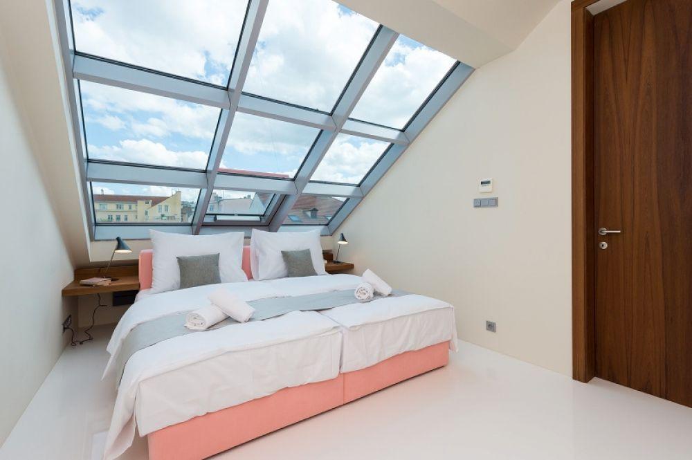 Půdní byt 5+kk, plocha 261 m², ulice Jindřišská, Praha 1 - Nové Město | 25