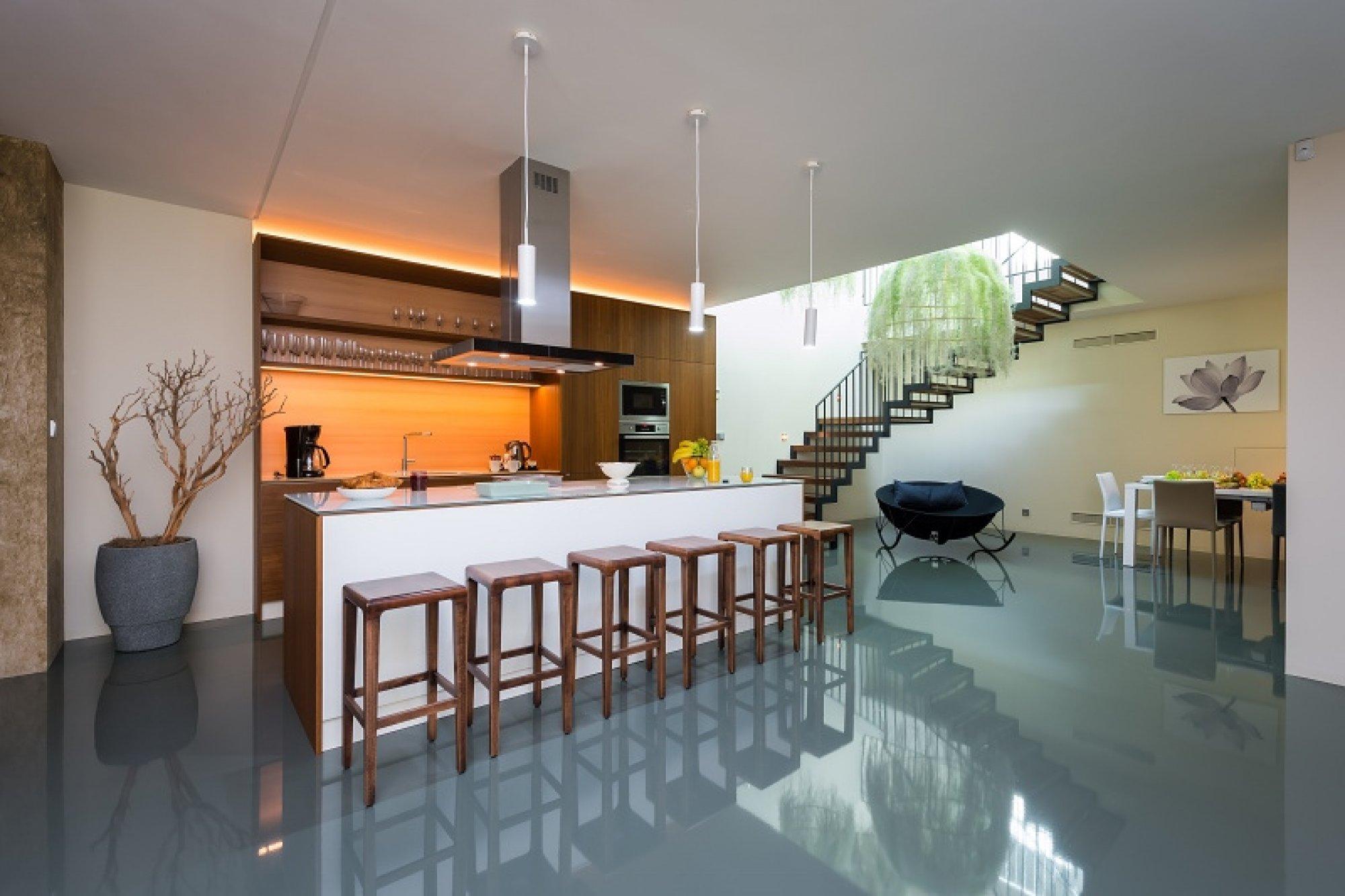 Půdní byt 5+kk, plocha 165 m², ulice Jindřišská, Praha 1 - Nové Město | 2