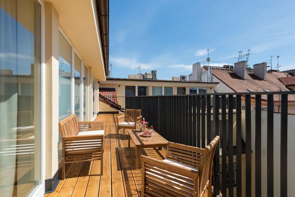 Půdní byt 5+kk, plocha 165 m², ulice Jindřišská, Praha 1 - Nové Město | 7