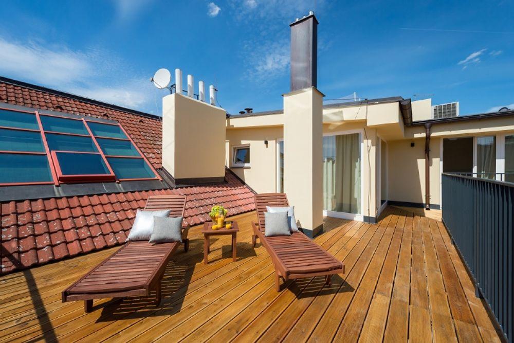 Půdní byt 5+kk, plocha 165 m², ulice Jindřišská, Praha 1 - Nové Město | 5