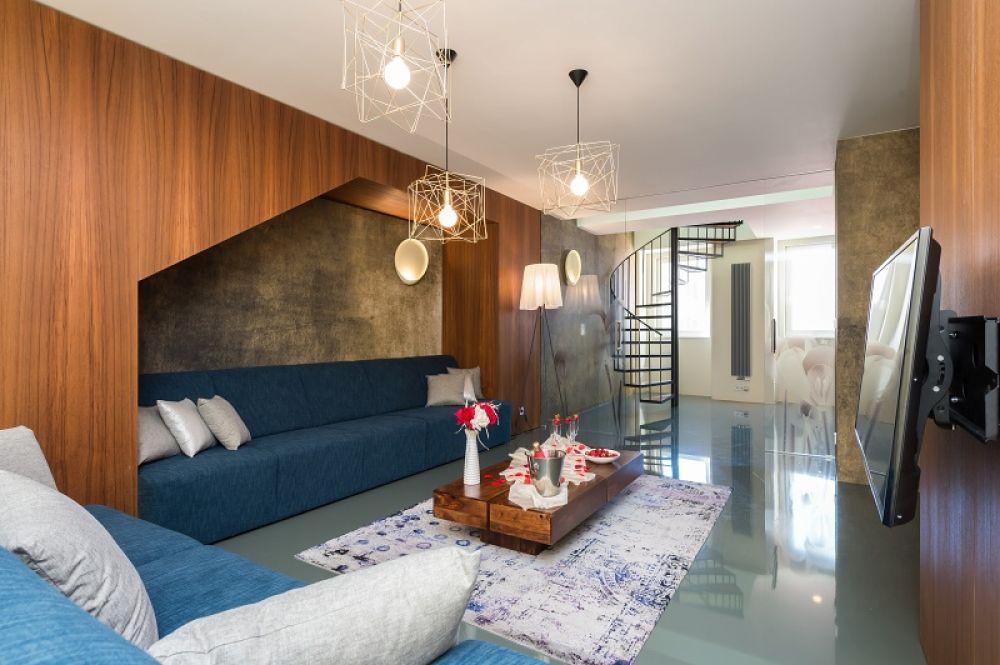 Půdní byt 5+kk, plocha 165 m², ulice Jindřišská, Praha 1 - Nové Město | 18