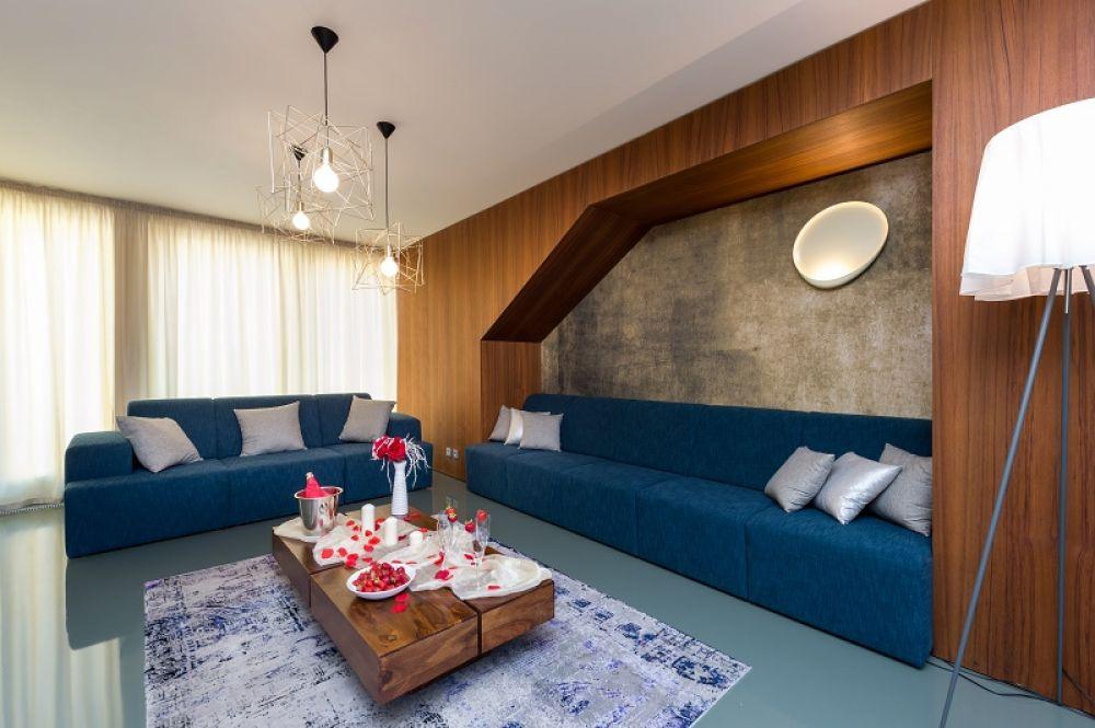 Půdní byt 5+kk, plocha 165 m², ulice Jindřišská, Praha 1 - Nové Město | 19