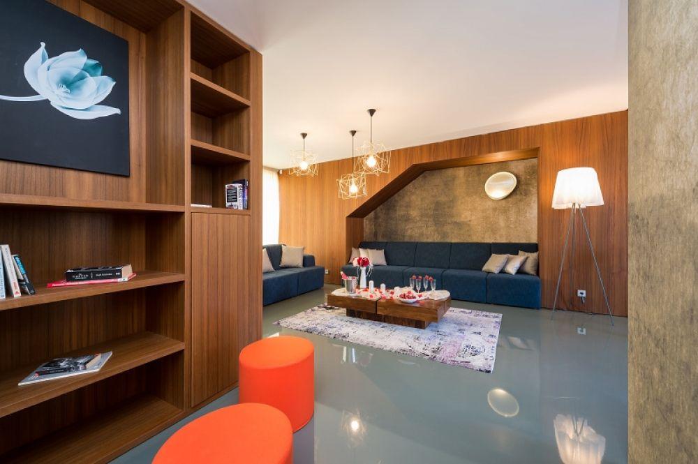 Půdní byt 5+kk, plocha 165 m², ulice Jindřišská, Praha 1 - Nové Město | 20