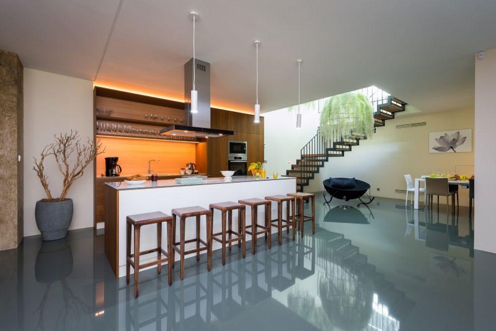 Půdní byt 5+kk, plocha 205 m², ulice Jindřišská, Praha 1 - Nové Město | 2