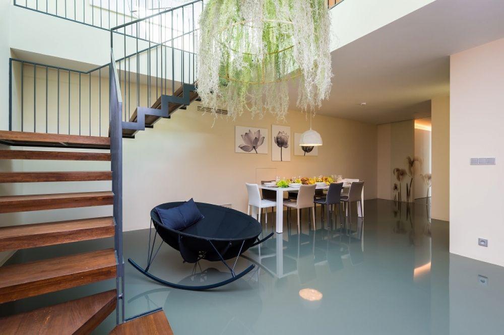 Půdní byt 5+kk, plocha 165 m², ulice Jindřišská, Praha 1 - Nové Město | 22
