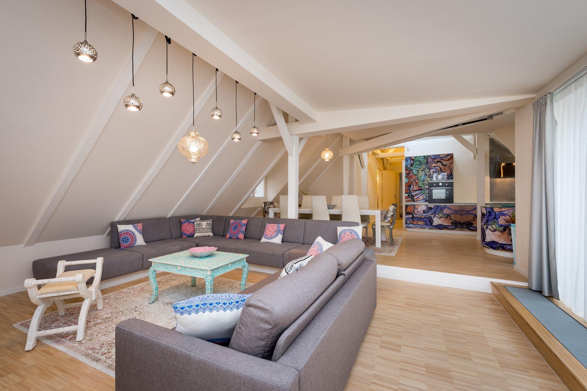 Půdní byt 4+kk, plocha 176 m², ulice Jilská, Praha 1 - Staré Město | 3