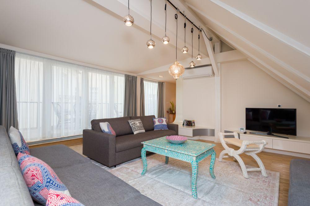 Půdní byt 4+kk, plocha 176 m², ulice Jilská, Praha 1 - Staré Město | 2