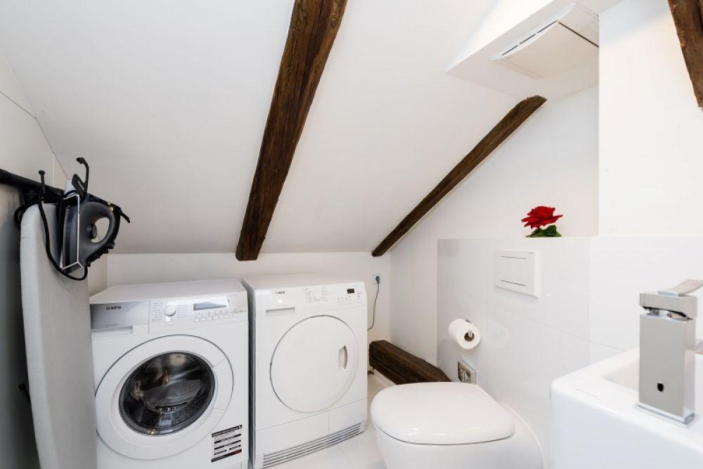 Půdní byt 2+kk, plocha 127 m², ulice Thunovská, Praha 1 - Malá Strana | 7