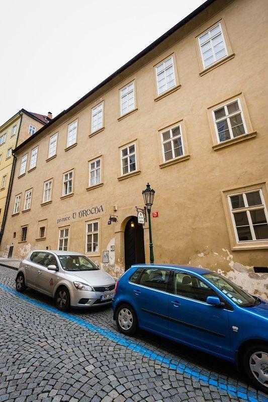 Půdní byt 2+kk, plocha 127 m², ulice Thunovská, Praha 1 - Malá Strana | 16