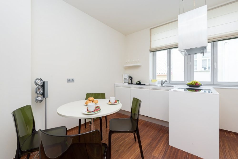 Půdní byt 3+1, plocha 122 m², ulice Vojtěšská, Praha 1 - Nové Město | 7