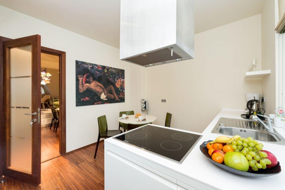 Půdní byt 3+1, plocha 122 m², ulice Vojtěšská, Praha 1 - Nové Město | 6