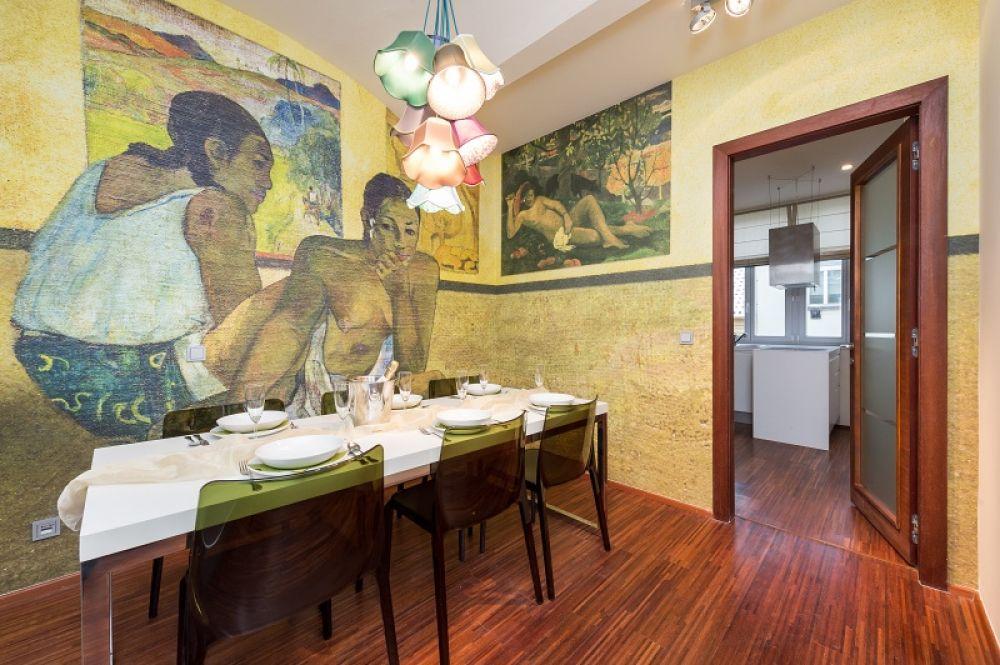 Půdní byt 3+1, plocha 122 m², ulice Vojtěšská, Praha 1 - Nové Město | 5