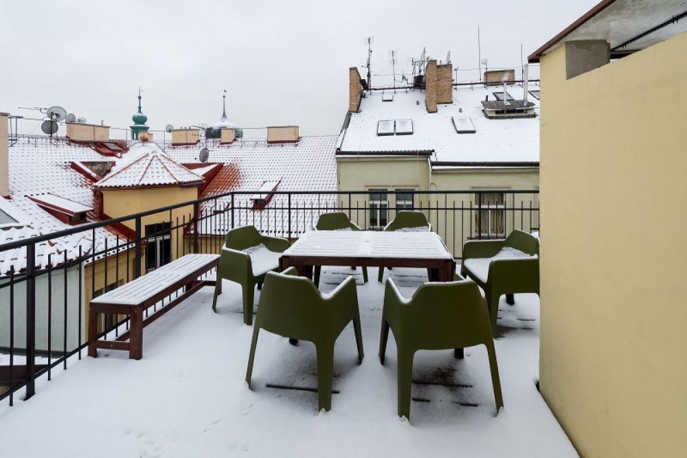 Půdní byt 3+1, plocha 122 m², ulice Vojtěšská, Praha 1 - Nové Město | 16