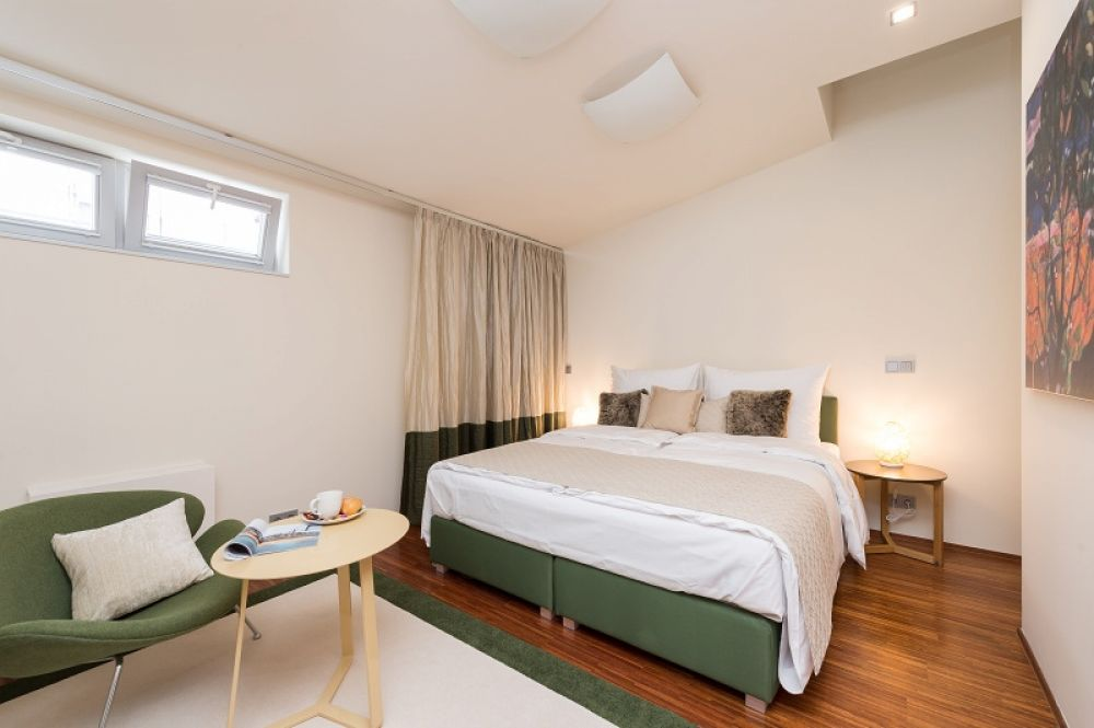 Půdní byt 3+1, plocha 122 m², ulice Vojtěšská, Praha 1 - Nové Město | 9