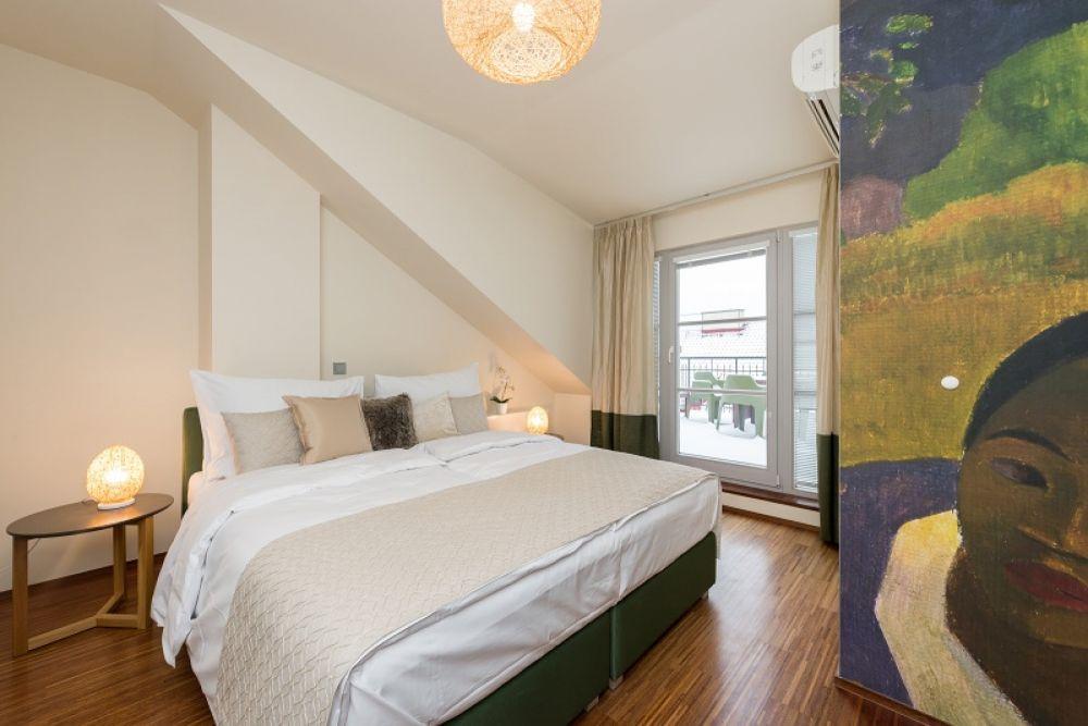Půdní byt 3+1, plocha 122 m², ulice Vojtěšská, Praha 1 - Nové Město | 11