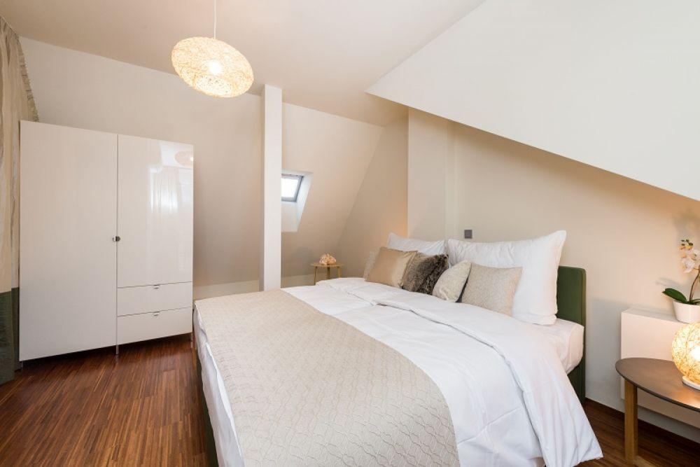 Půdní byt 3+1, plocha 122 m², ulice Vojtěšská, Praha 1 - Nové Město | 12