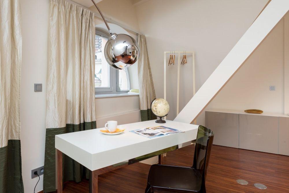 Půdní byt 3+1, plocha 122 m², ulice Vojtěšská, Praha 1 - Nové Město | 14