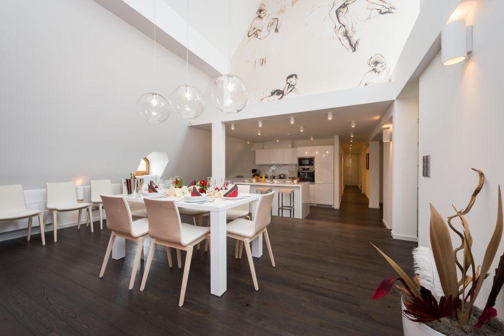 Půdní byt 5+kk, plocha 198 m², ulice Vodičkova, Praha 1 - Nové Město | 1